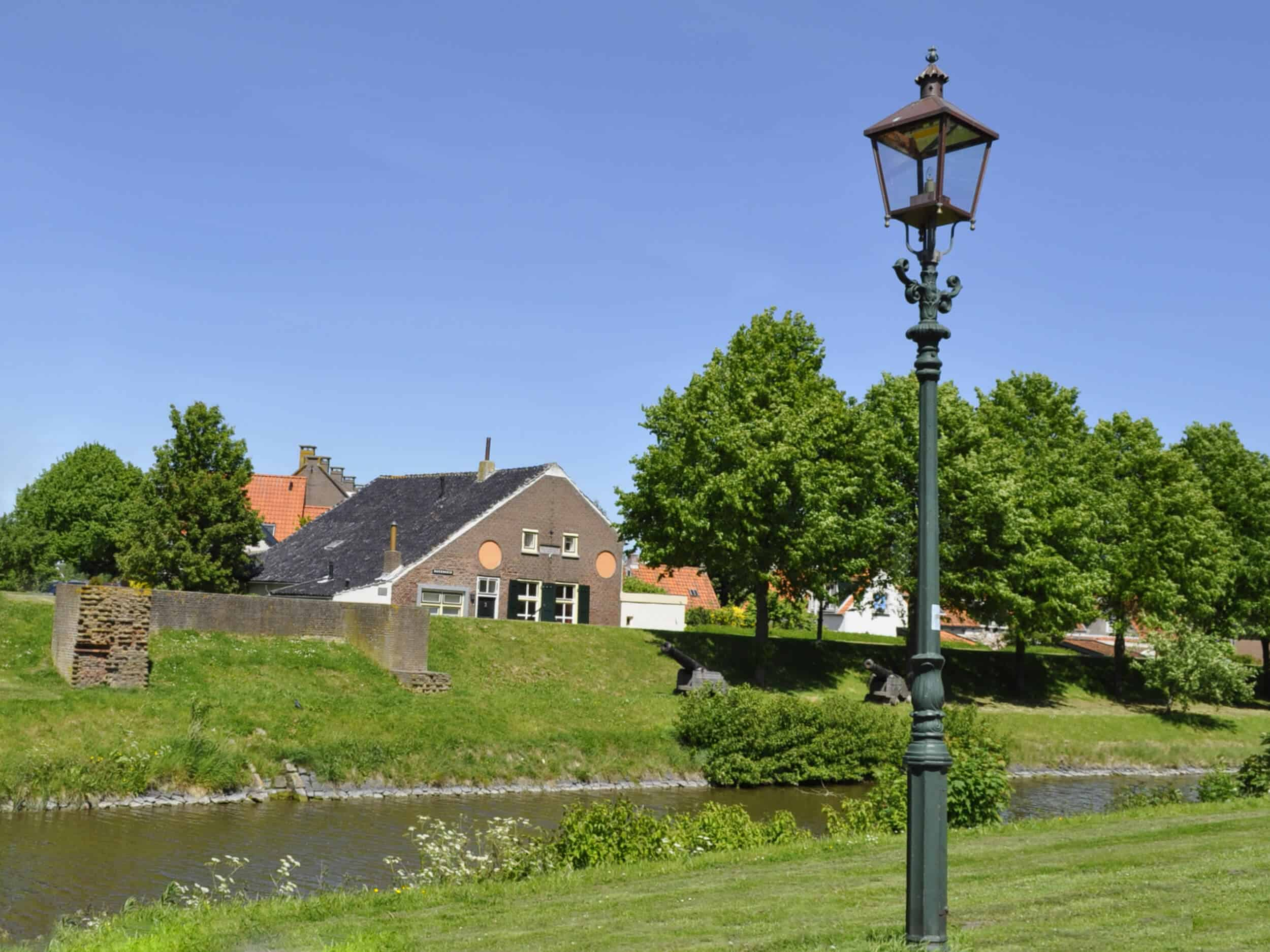 DE NOOD klassiek armatuur Hollandse Kap