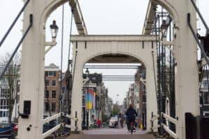 DE NOOD Jan van der Heijden Magere Brug Amsterdam
