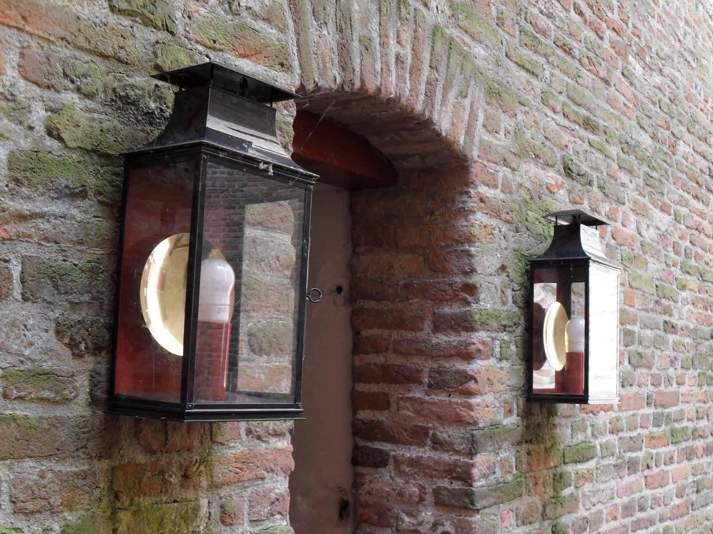 DE NOOD klassiek armatuur Binnenhof