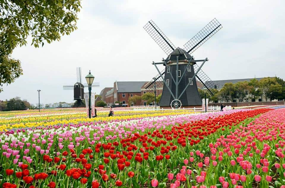 Huis Ten Bosch in Japan