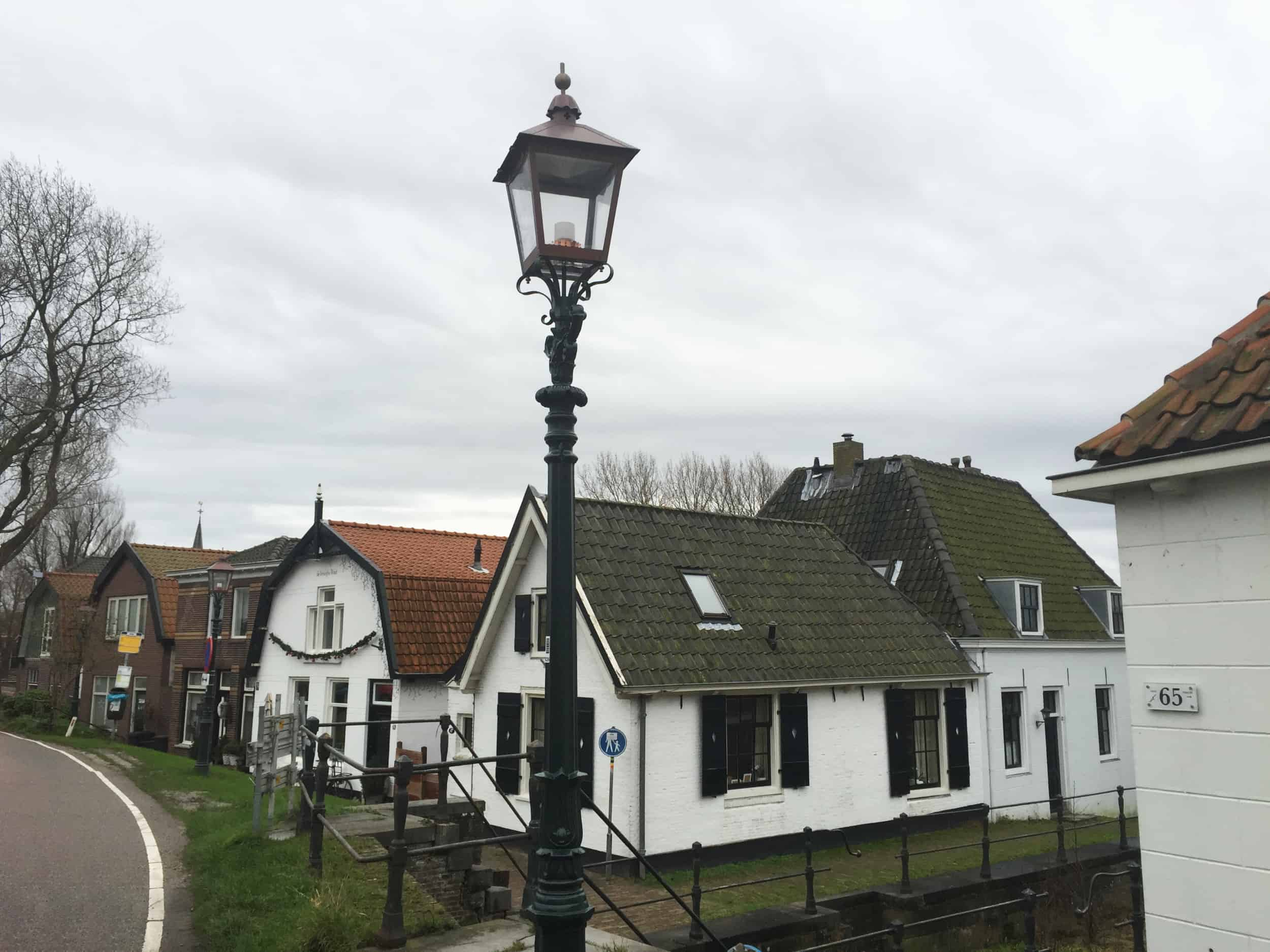 DE NOOD klassiek armatuur Haarlem