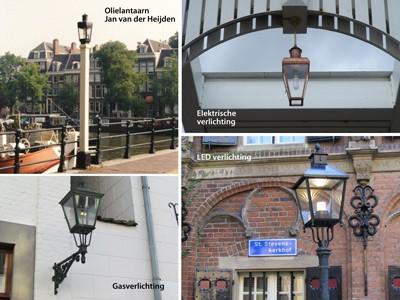 DE NOOD Openbare verlichting - een geschiedenis