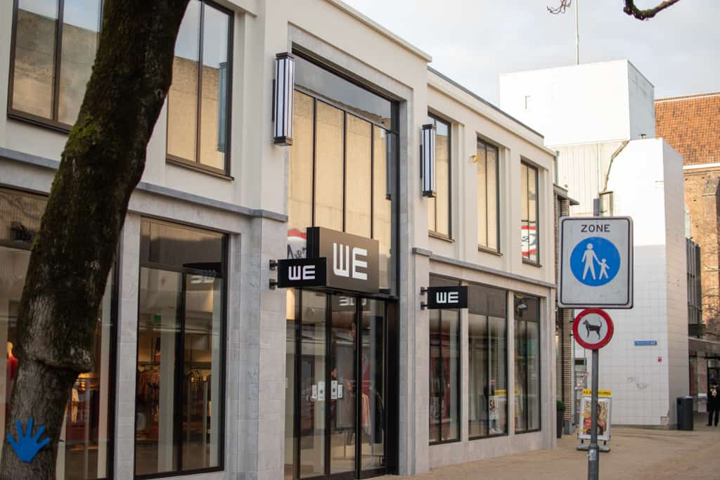Maatwerk verlichting Weeshuispassage Zwolle