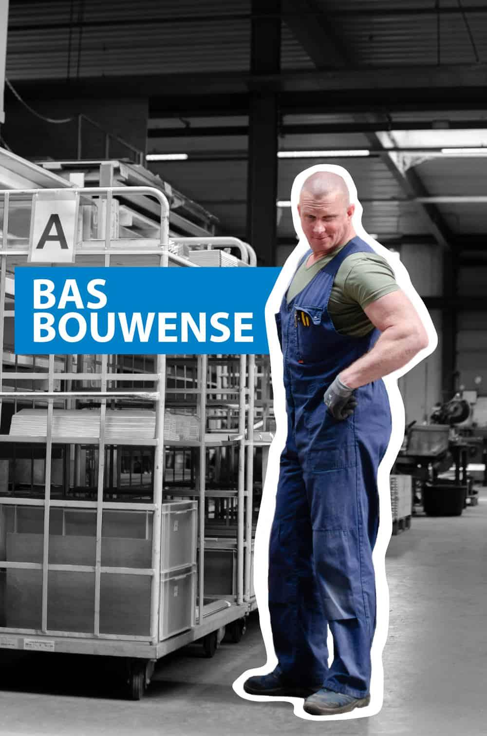 15 vragen aan: Bas Bouwense